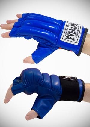 Шингарты для боевого самбо и перчатки для джиу-джитсу